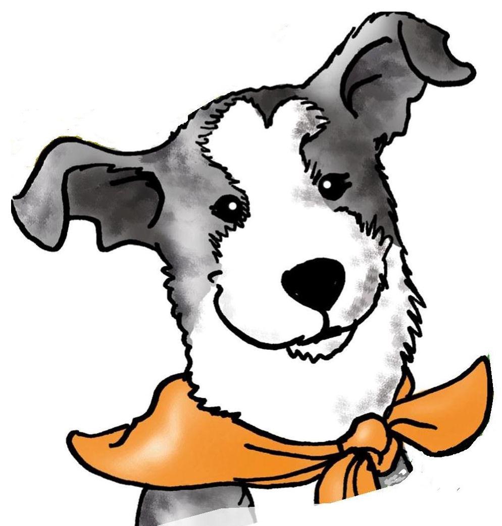 Comic Hunde Bilder